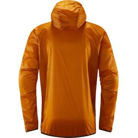 Haglöfs M's L.I.M Shield Comp Hood Desert Yellow